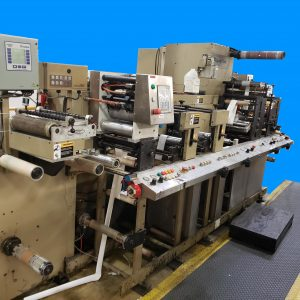 Aquaflex DBX Flexographic Press